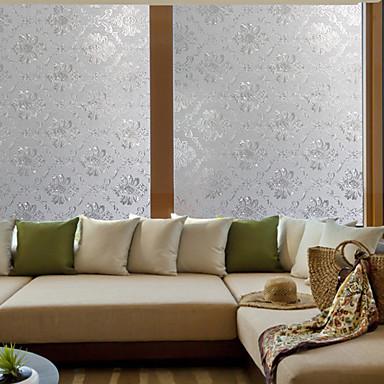 Artistico moderno pellicola per finestre pvc vinile - Miglior materiale per finestre ...
