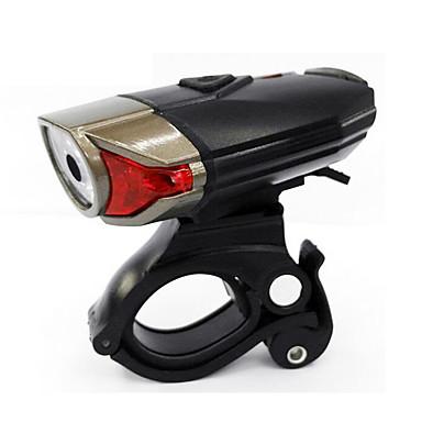 Fejlámpák Kerékpár világítás Kerékpár első lámpa - Kerékpározás Vízálló Könnyű cellás akkumulátor 400 Lumen USB AkkumulátorBattery