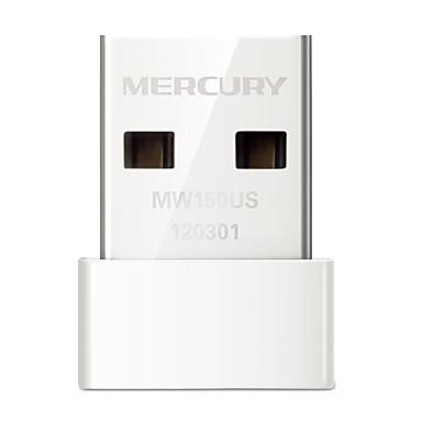 수은 초소형 150m 무선 USB 어댑터