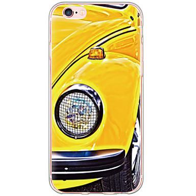 용 아이폰6케이스 / 아이폰6플러스 케이스 충격방지 / 방진 / 패턴 케이스 뒷면 커버 케이스 카툰 하드 PC Apple iPhone 6s Plus/6 Plus / iPhone 6s/6 / iPhone SE/5s/5