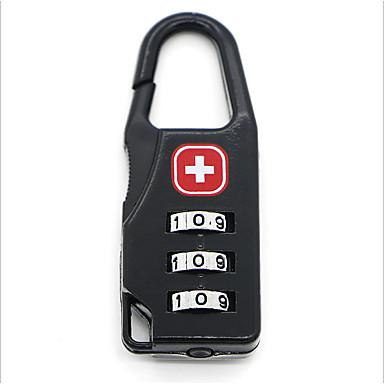 여행가방 자물쇠 코드 자물쇠 손가락 수화물 악세사리 제품