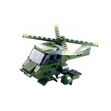 조립식 블럭 장난감 헬리콥터 말 밀리터리 노블티 남아 389 조각