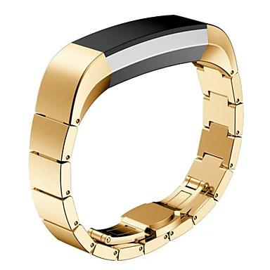 Watch Band na Fitbit Alta Fitbit Pasek sportowy Współczesna klamra Metal Stal nierdzewna Opaska na nadgarstek
