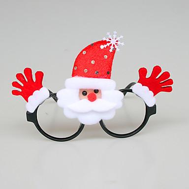 Boże Narodzenie obecny festiwal dekoracji okulary dla dzieci