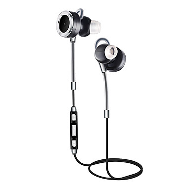 Corsran SOUND 귀에 목 밴드 무선 헤드폰 동적 모바일폰 이어폰 마이크 포함 볼륨 컨트롤 소음 차단 헤드폰