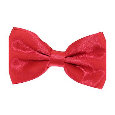 baratos Acessórios Masculinos-Homens Festa / Trabalho / Básico Gravata Borboleta Jacquard