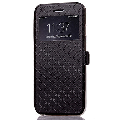 coque iphone 7 clapet noir