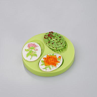 페스트리 툴 얼음 초콜렛 Cupcake 쿠키 케이크 실리콘 환경친화적인 고품질 패션 베이킹 도구 케이크 장식 뜨거운 판매 새로운 도착 핸들 넌스틱
