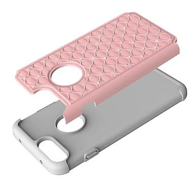 용 아이폰7케이스 / 아이폰7플러스 케이스 크리스탈 / Other 케이스 뒷면 커버 케이스 컬러 그라데이션 하드 PC Apple 아이폰 7 플러스 / 아이폰 (7)