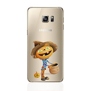 케이스 제품 Samsung Galaxy S7 edge S7 울트라 씬 뒷면 커버 다른 소프트 TPU 용 S7 edge S7 S6 edge plus S6 edge S6