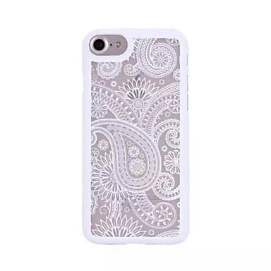 용 아이폰7케이스 / 아이폰7플러스 케이스 / 아이폰6케이스 패턴 케이스 뒷면 커버 케이스 타일 하드 PC Apple 아이폰 7 플러스 / 아이폰 (7) / iPhone 6s Plus/6 Plus / iPhone 6s/6