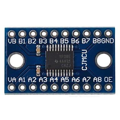 cjmcu의 txs0108e 8 채널 로직 레벨 쌍방향 컨버터