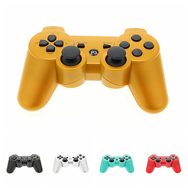 Bluetooth Controllere - Sony PS3 Bluetooth Manetă Jocuri Novelty Fără fir