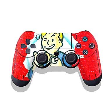 B-Skin-索尼 PS4 游戏机-PVC-USB-Sony PS4-Matrica