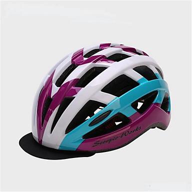 남여 공용 자전거 헬멧 28 통풍구 싸이클링 산악 사이클링 도로 사이클링 레크리에이션 사이클링 사이클링 M : 55-58CM