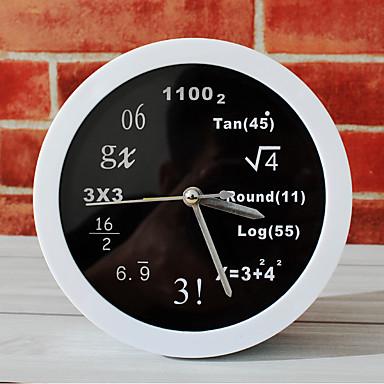 politechnika matematyczne równania matematyczne Budzik biurko stół zegar biurkowy zegar kreatywny domu mody dekoracyjne wyciszania zegarki