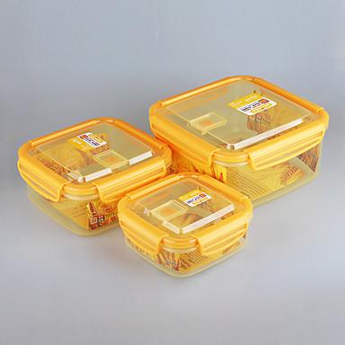 1 Konyha Műanyag Uzsonnás dobozok