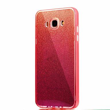 케이스 제품 Samsung Galaxy J7 (2016) 충격방지 뒷면 커버 한 색상 하드 아크릴 용 J7 (2016) J7 J5 J2