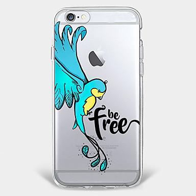 케이스 제품 iPhone 7 Plus iPhone 7 iPhone 6s Plus iPhone 6 Plus iPhone 6s 아이폰 6 iPhone 5 Apple 아이폰5케이스 iPhone 6 iPhone 7 패턴 뒷면 커버 동물 소프트 TPU 용