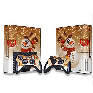 B-SKIN *BO*360E USB Torby, futerały i skórki Naklejka / skórka Na Xbox 360,PVC Torby, futerały i skórki Naklejka / skórka Zabawne #