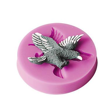 Bakeware eszközök Szilikon Környezetbarát DIY Jó minőség 3D Sütés eszköz Nem tapad Jég Csokoládé Pizza Palacsinta Cupcake Keksz Torta