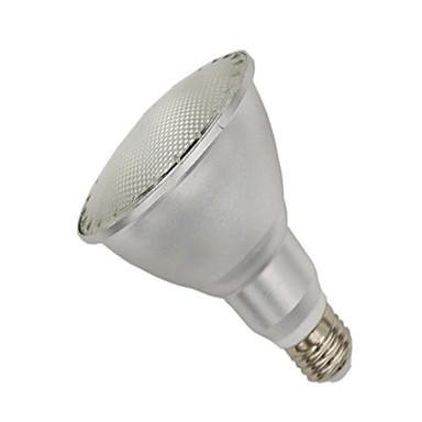 110lm E26 / E27 Rosnąca żarówka PAR38 7 Koraliki LED SMD 5050 Wodoodporne Dekoracyjna UV (podświetlenie) 85-265V