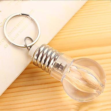 3kpl luova lamput avain solki värikäs lamppu avaimenperä mini värikäs lamppu avainnipun (random väri) akun kanssa