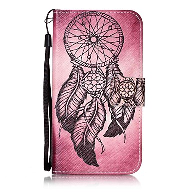 Case For LG K8 LG LG K10 LG K7 Card Holder Wallet with Stand Flip Pattern Full Body Cases Dream Catcher Hard PU Leather for LG X Screen