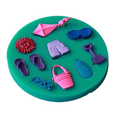 1 σιλικόνη ψήσιμο Mold για κέικ / για Ψωμί / για Cookie / για Cupcake / για Pie / για Pizza / Other / για Ice / για ΣοκολάταΥψηλή