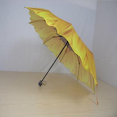 Katlanan Şemsiye Plastic Seyahat