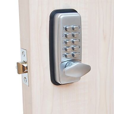 economico Sistemi di controllo-304 Acciaio inossidabile Password di blocco Smart Home Security Sistema Casa Villa Ufficio Hotel Appartamento Porta in composito Porta di