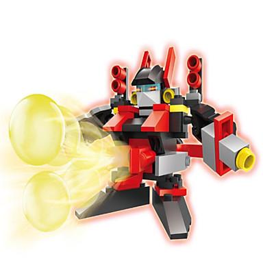 Figurki i zabawki pluszowe Klocki na prezent Klocki Wojownik 5-7 lat 8-13 lat 14 lat i powyżej Zabawki
