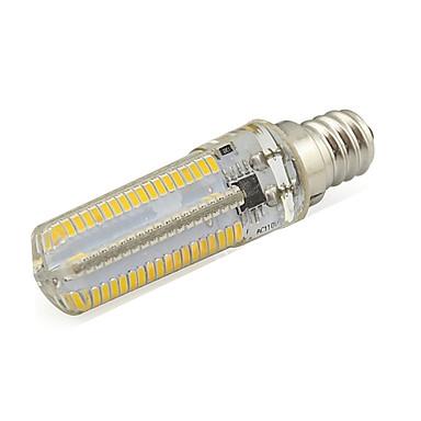 80-120lm E12 Żarówki LED kukurydza Rurka 152pcs Koraliki LED SMD 3014 Dekoracyjna Ciepła biel Zimna biel 85-265V