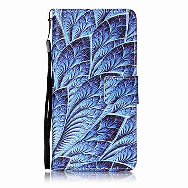 tok Για Samsung Galaxy A5(2016) A3(2016) Θήκη καρτών Πορτοφόλι Ανοιγόμενη Με σχέδια Πλήρης Θήκη Λουλούδι Σκληρή PU δέρμα για A5(2016)