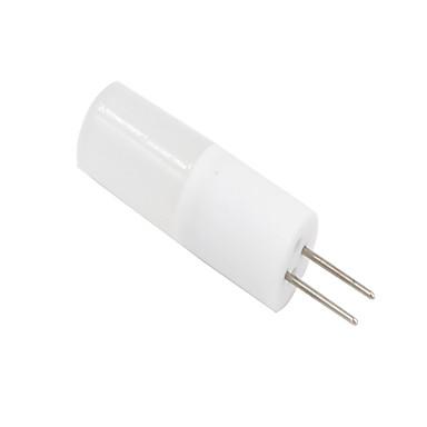 180-210 lm G4 LED Bi-Pin lamput T 1 ledit COB Koristeltu Lämmin valkoinen