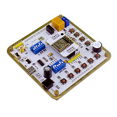 esp8266 seriële wifi draadloze module + ESP-01-test board