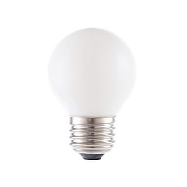GMY® 1pc 150 lm E26/E27 LED Filament Bulbs G16.5 2 leds COB Dimmable Warm White