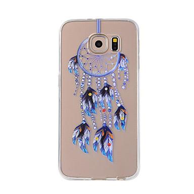Για Με σχέδια tok Πίσω Κάλυμμα tok Ονειροπαγίδα Μαλακή TPU για Samsung Note 5 / Note 4 / Note 3