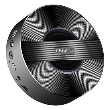 Dış Mekan Mini Süper bas Surround ses Stereo Hafıza Kartı Desteği Bluetooth 3.0 3.5mm AUX USB Kablosuz bluetooth hoparlörler Altın Siyah