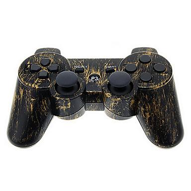 PS3 İçin Çift Titreşimli Altı Eksenli Kablosuz Bluetoothlu Oyun Kolu
