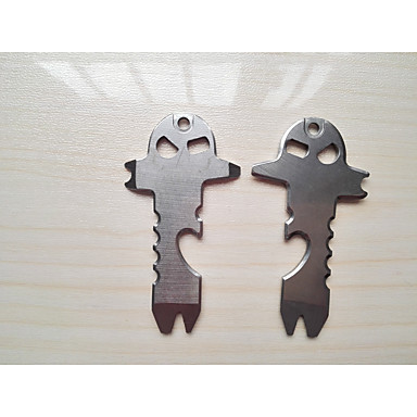 Credit Card Survival Tool / Multitools Kamperen / Reizen / Voor buiten Multi Function / Geschikt roestvrij staal Overige