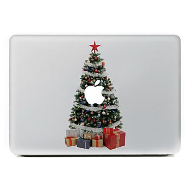 1개 스킨 스티커 용 스크래치 방지 크리스마스 패턴 PVC MacBook Pro 15'' with Retina MacBook Pro 15'' MacBook Pro 13'' with Retina MacBook Pro 13'' MacBook Air