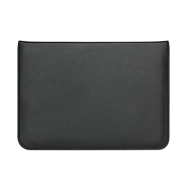 Rękawy na Solid Color Skóra PU MacBook Air 13 cali MacBook Air 11 cali MacBook Pro 13- palců s Retina displejem