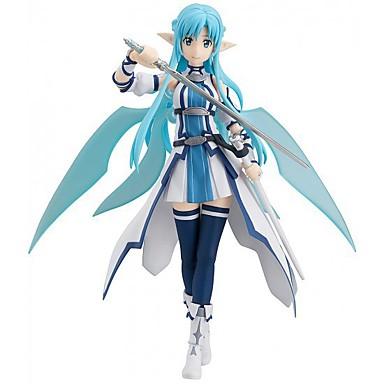 Anime Toimintahahmot Innoittamana Sword Art Online Cosplay Anime Cosplay-Tarvikkeet kuvio PVC