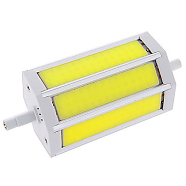 980 lm R7S LED Mısır Işıklar T COB LED led COB Dekorotif Sıcak Beyaz Serin Beyaz AC 85-265V