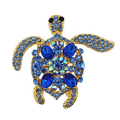 Damskie Broszki luksusowa biżuteria Imitacja diamentu Biżuteria Na Ślub Impreza Codzienny Casual