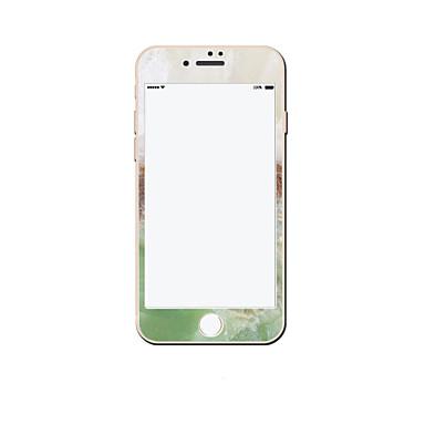 Edzett üveg Képernyővédő fólia mert Apple iPhone 7 Kijelzővédő fólia Minta
