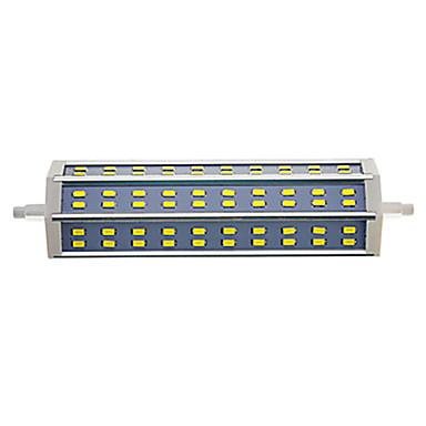 10W 350 lm R7S LED-valonheittimet Tuubi ledit SMD 5730 Lämmin valkoinen Kylmä valkoinen AC85-265 AC 85-265V