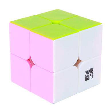 Rubikin kuutio 2*2*2 Tasainen nopeus Cube Rubikin kuutio Puzzle Cube Professional Level Nopeus ABS Neliö Uusi vuosi Lasten päivä Lahja