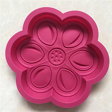 1 τεμ ψωμί μούχλα μούχλα ψήσιμο μούχλα κέικ 3d υγρή σιλικόνη δημιουργική σαπούνια